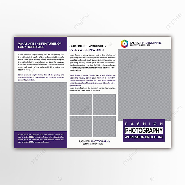 Food Brochure Design Templates Trifold Stencil Design Brochure - Food brochure templates