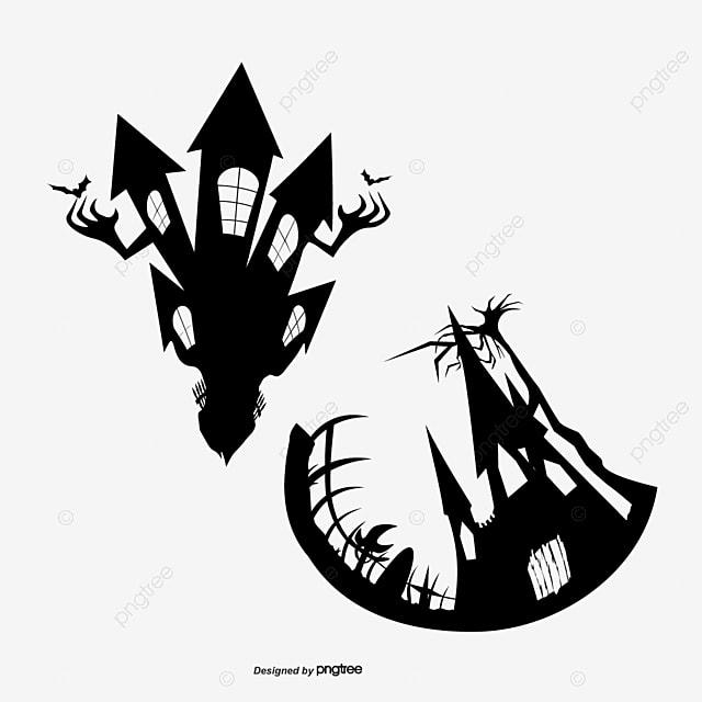 halloween halloween la maison hant u00e9e la chambre noire png