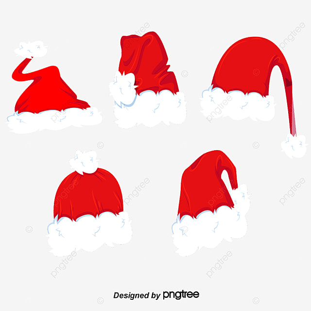 Holiday Decorations Christmas Hat Vector Free PNG And