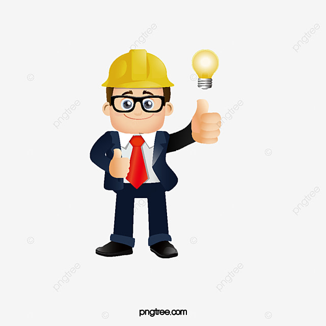 Architectural Engineer vector material, City Illustration ...