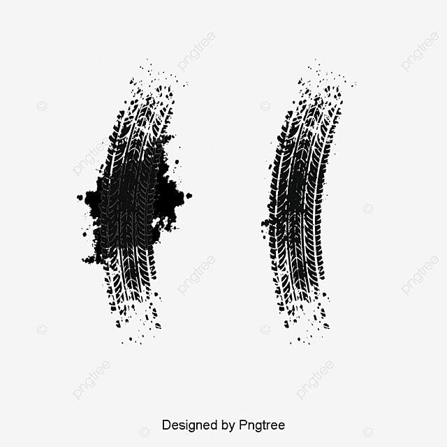 les traces de pneus de v u00e9hicule automobile les traces de