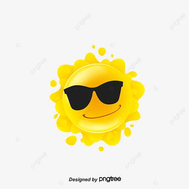 Summer sun design vector material, Summer, Sun, Vector Elements PNG and Vector