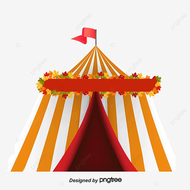 Tenda Tenda Vector UMA Tenda De Circo PNG E Vetor Para