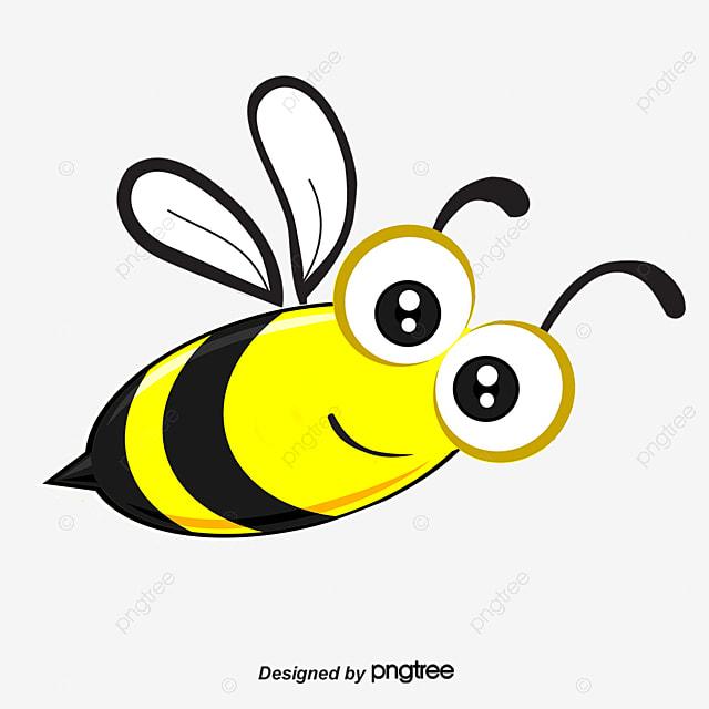 bee  cartoon bee  vector bee png and vector for free download honey bee clip art free honey bees clipart