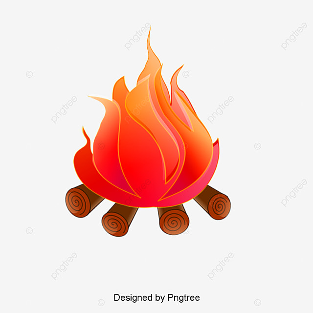 bonfire png vectors psd and clipart for free download pngtree rh pngtree com bonfire cartoon pictures cartoon bonfire night