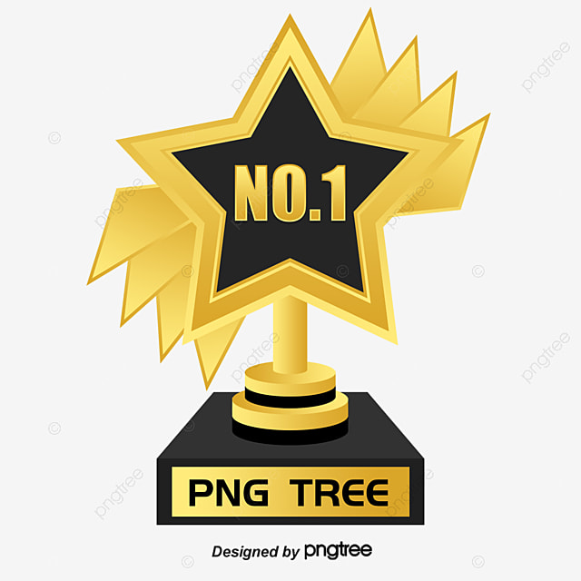 Gold trophy trophies gold award png and vector for free How to design a trophy