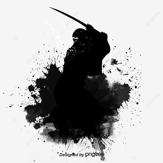 Samurai Japanese Element Japan Png Image For Free Download