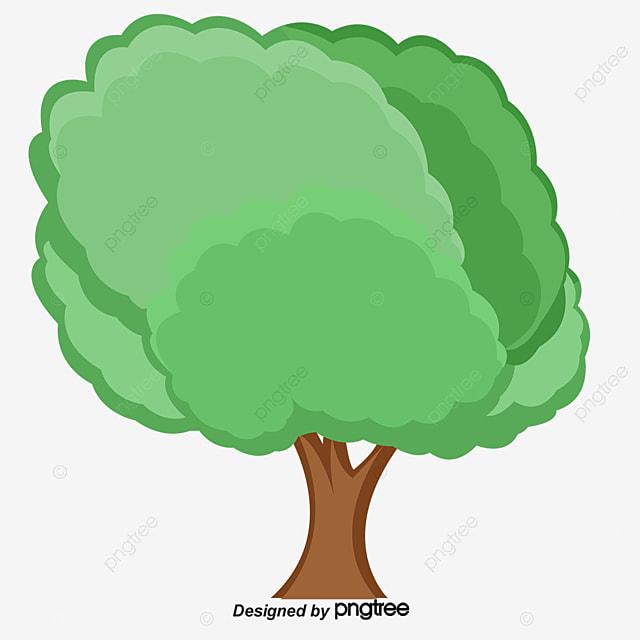 Imagenes De Un Arbol Animado: 자유형 푸른 나무 도안, 자유형, 푸른 잎, 큰