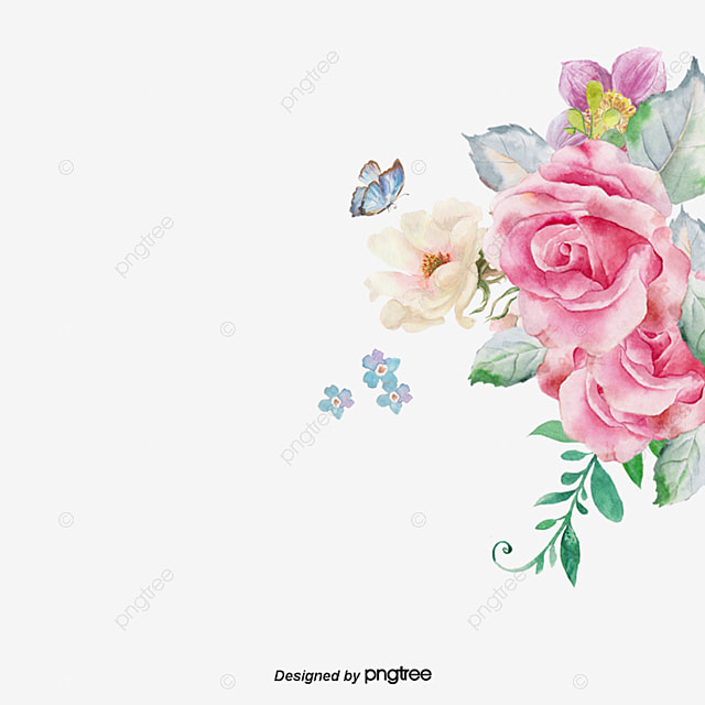 flowers, Wreath, Flower PNG Image for Free Download