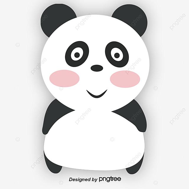 Panda National Treasure Cute Animals Png Image And
