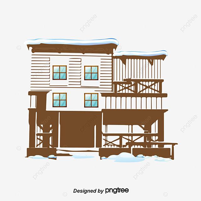 Casa de madera madera casa ciudad png y vector para - Casas de madera balcan house ...