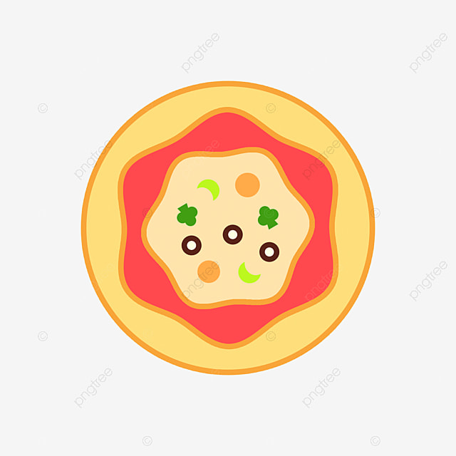 Pizza, Food, Bread PNG Image