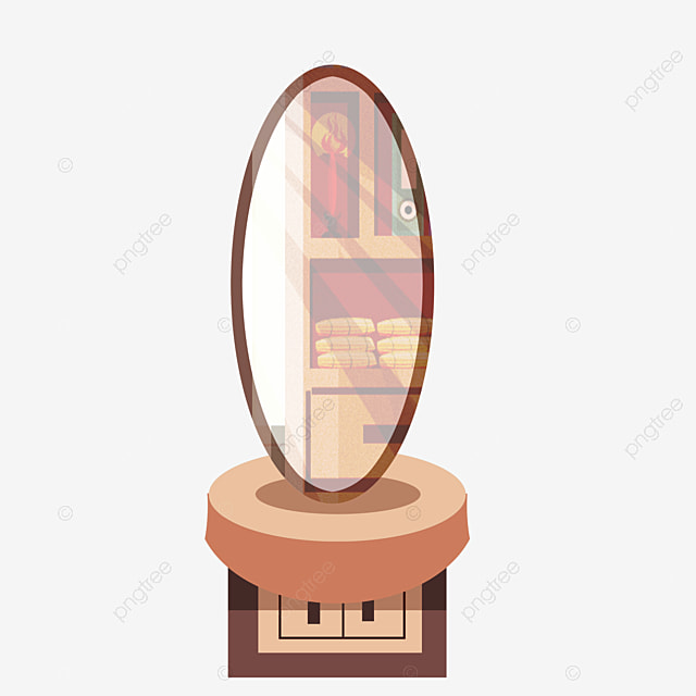 Classic Mirror Frame Classical Mirror Frame PNG Image