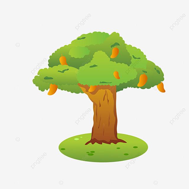 Image result for mango tree cartoon
