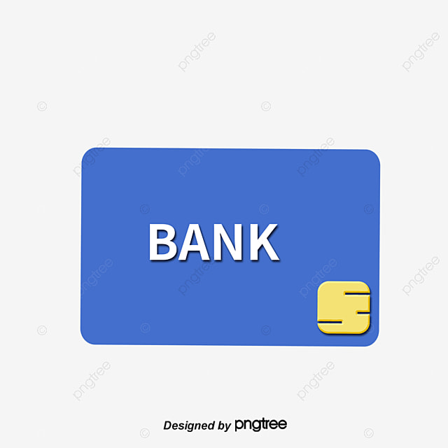 how to read a bank card