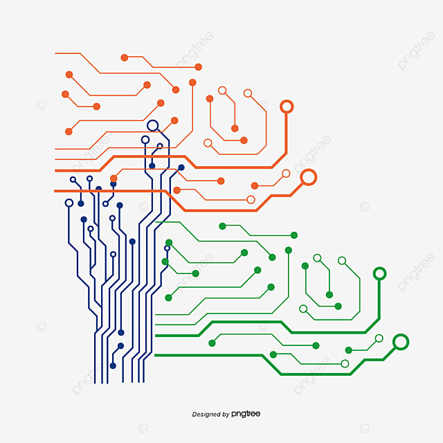 Circuit Board Circuit Vector Circuit Diagram Png And Vector For