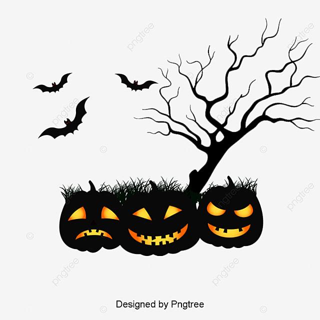 halloween t u00eate de citrouille les chauves souris fichier