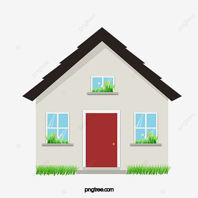 House, Creative House, Element House PNG Image And Clipart