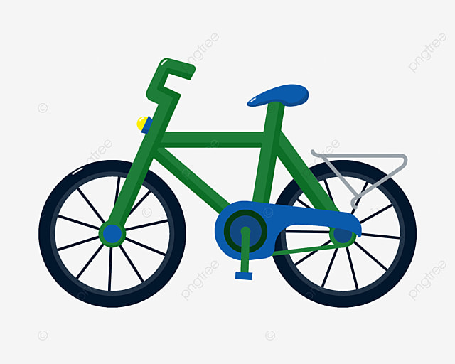 Bicycle, Cartoon, Bicycle Clipart PNG Image and Clipart ...
