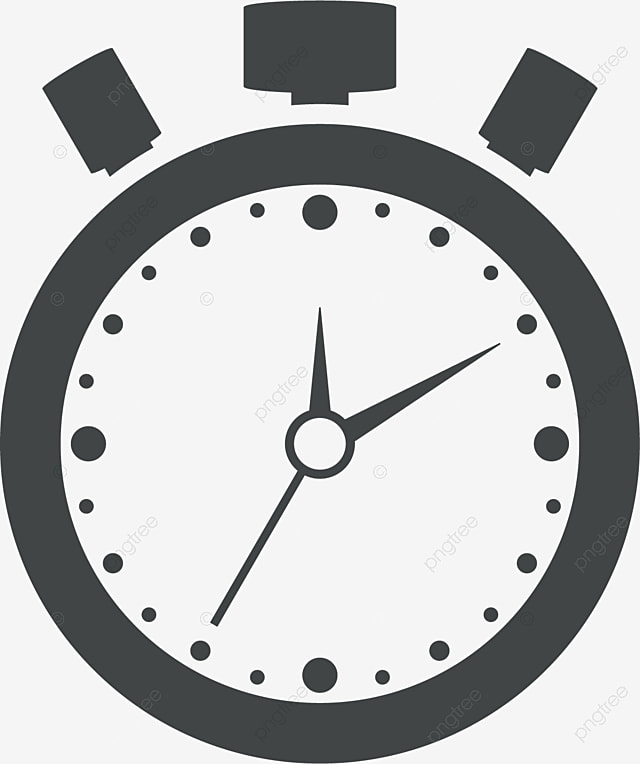 alarm clock silhouette alarm clock time watch png and vector rh pngtree com free clock vector ai free vector clock face template