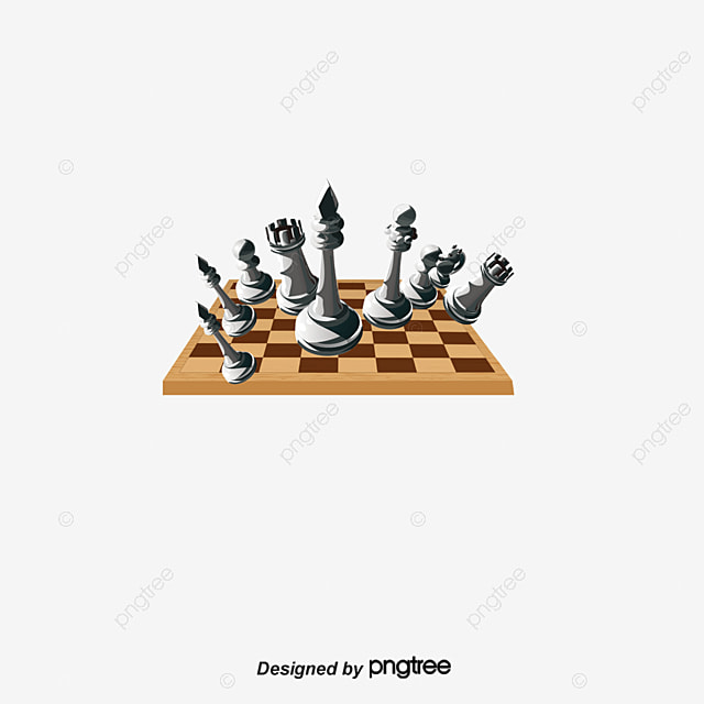 International Chess, Game, Entertainment PNG And Vector