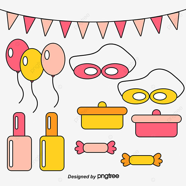 Party Balloons Party Party Decoration Birthday Party Png And