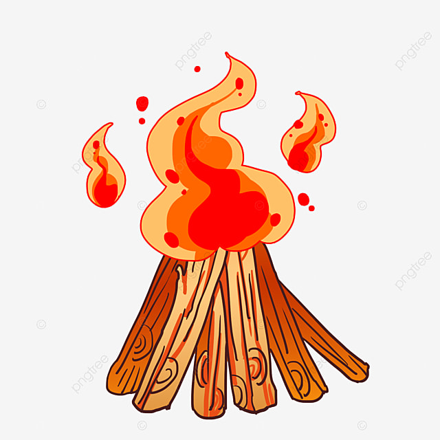 bonfire flame wood png image and clipart for free download rh pngtree com Bonfire Free CIP Art Free Cartoon Image of Bonfire