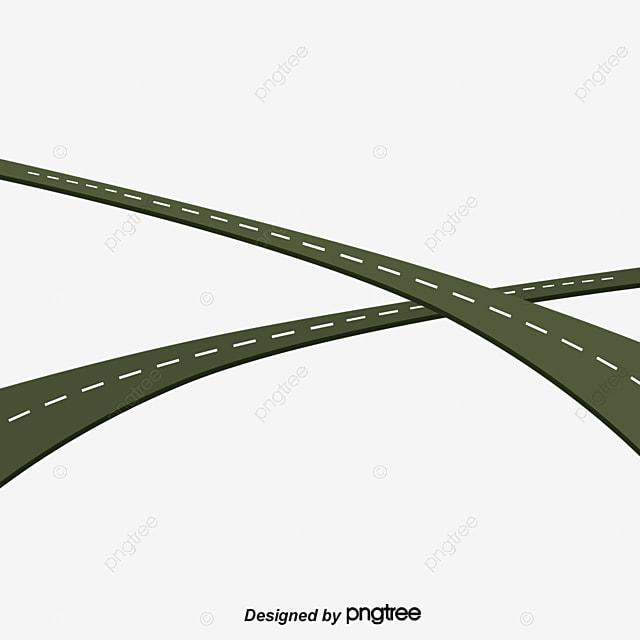 Dessin De Route le dessin de la route dessin la route route fichier png et psd pour