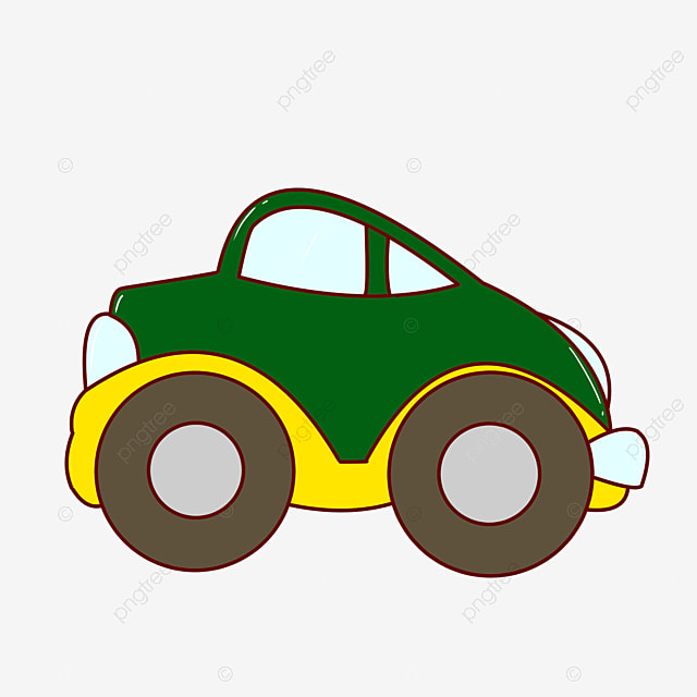Cartoon Sports Car Element Cartoon Vector Car Vector Sports
