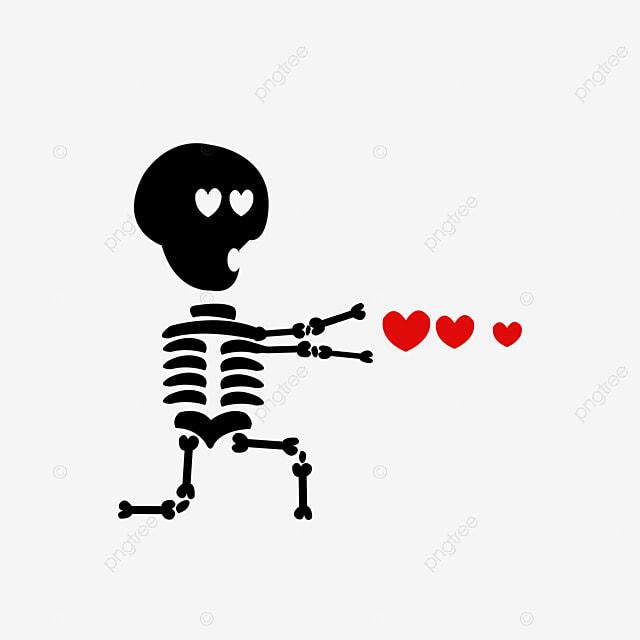 Esqueleto Humano Vascular Schematic Vector Material Esqueleto De ...