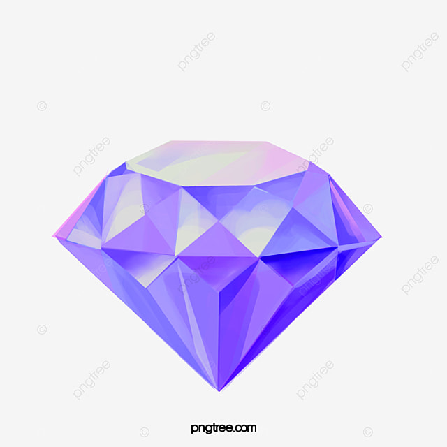 orange diamond and green purple by art