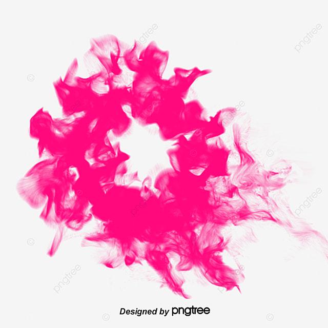 fum u00e9e  violet rouge de la peinture de fond  fum u00e9e  de l