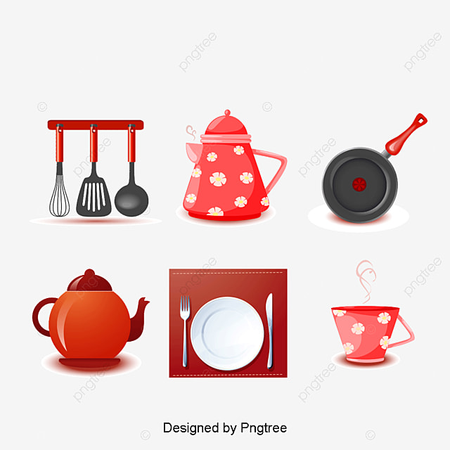 Kitchen Utensil Png Vector Psd And Clipart With