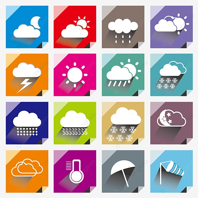 Weather Icon, The Weather, Weather Forecast, Icon PNG