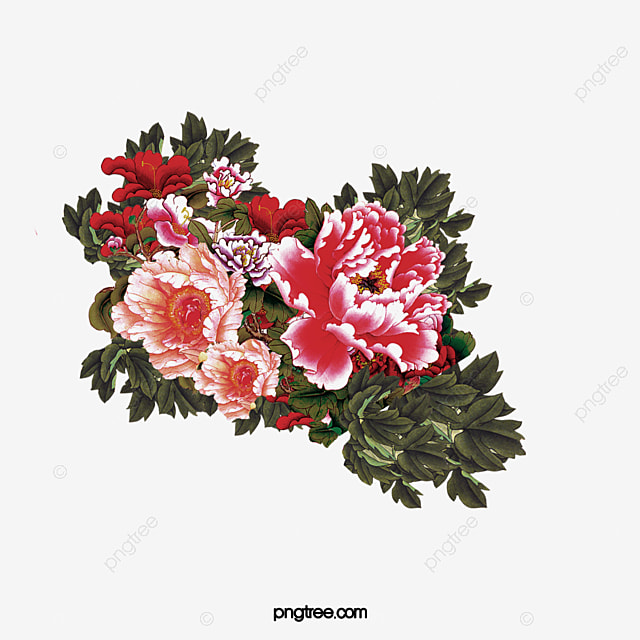 Exceptional Vintage Flowers Part - 1: Vintage Flowers, Flowers, Cartoon PNG Image And Clipart