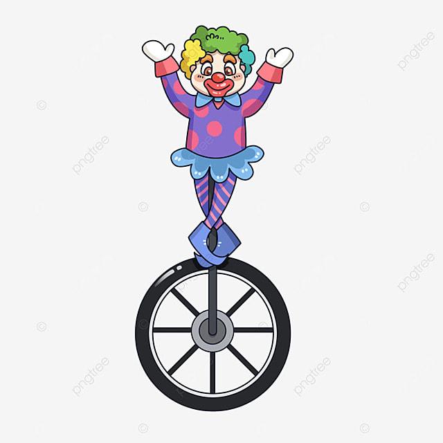 cirque clown cirque spectacle fichier png et psd pour le