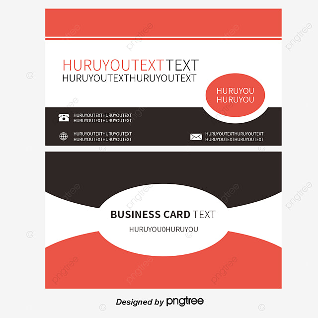 Business card business card template business cards png for Business card presentation template psd