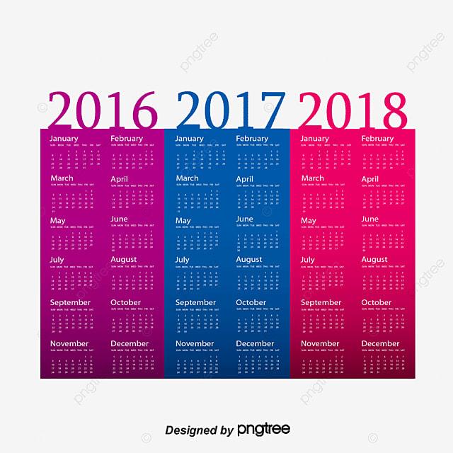calendario 2017 2018 2019 png y vector para descargar gratis vector calendar month calendar vector png