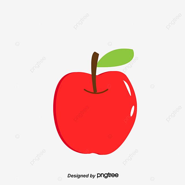 Dessin de pomme rouge dessin des pommes rouges fruits - Dessin pomme apple ...