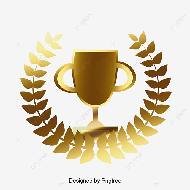 golden trophy, Golden Trophy Free Downloads, Cup, Achievement PNG and Vector for Free Download