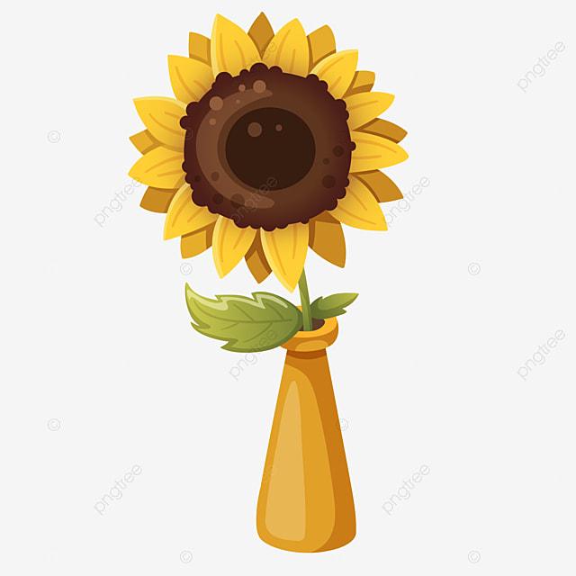 Sunflower_1077508 on Border Clip Art