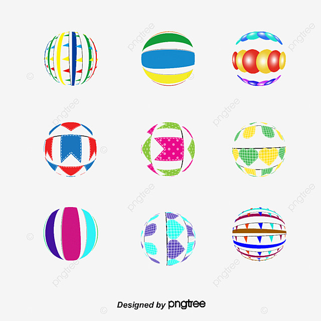 Round theme vector material, Color, Creative, Fashion PNG and Vector