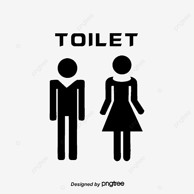 Toilet Sign, Wc, Toilets, Wc PNG and Vector for Free Download