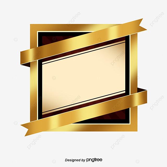 Marco De Oro Tridimensional De Lujo, Marco De Oro Tridimensional De ...
