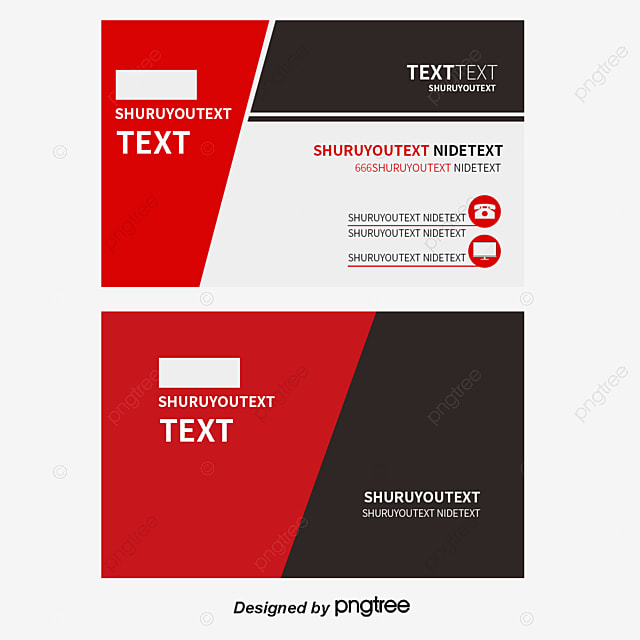 business card, Simple Business Cards, Business Card Template PNG and ...