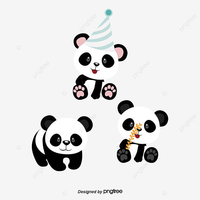 Panda Png Images Download 3143 Png Resources With Transparent