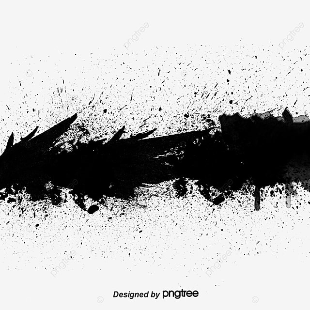Ink Brush Effect, Ink, Brush, Watercolor PNG And Vector