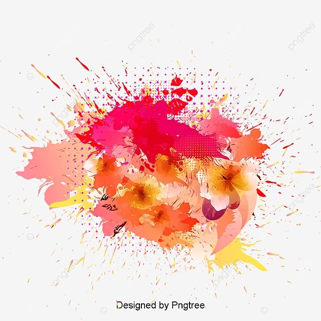 Paint Splash Png Vectors PSD And Clipart For Free Download