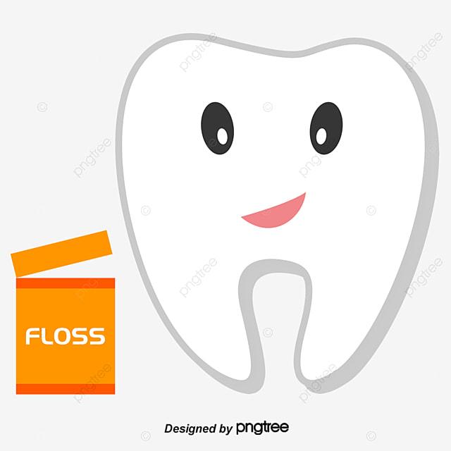 e15ce708d OS Dentes OS Dentes FIO Dental Limpeza PNG e vetor para download ...