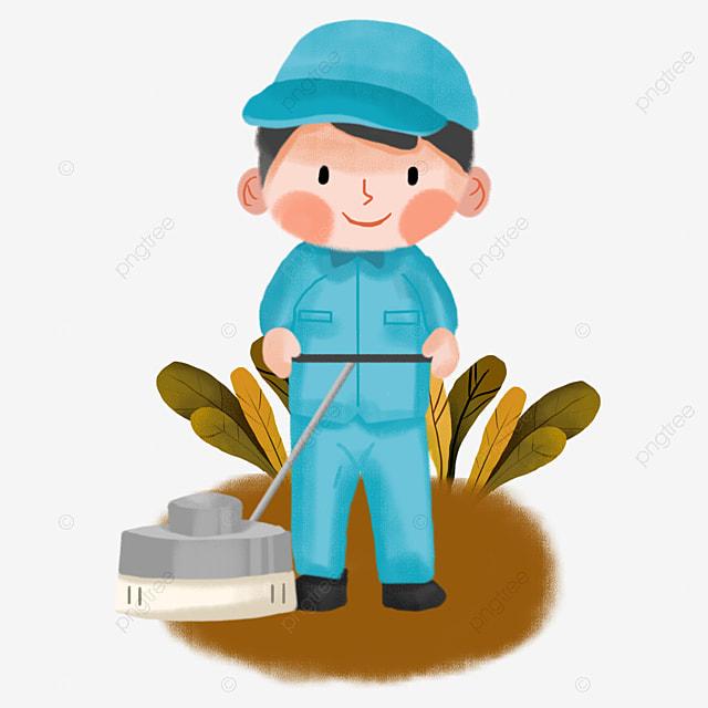Trabajador De La Construcción, Elementos De Fondo, Solid, Personaje ...